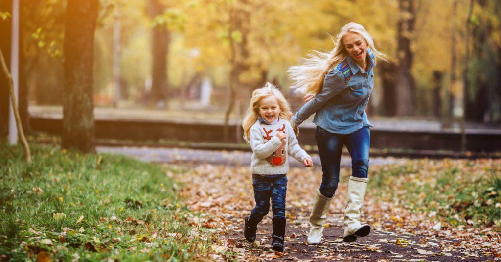 Der Unterschied: Bist du eine Helikopter Mutter oder einfach eine gute Mama?