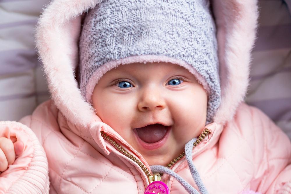 So gewöhnst du dein Baby sanft an die Winterzeit
