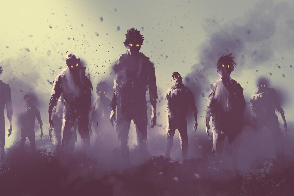 9 Gründe, wieso Kindererziehung quasi die Zombieapokalypse ist