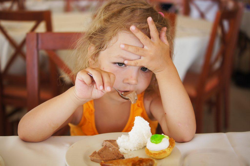 Wählerisch: Was Eltern tun können, wenn ihr Kind nicht essen will