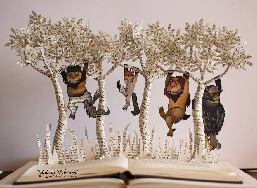 Bücher-Recycling mal anders!