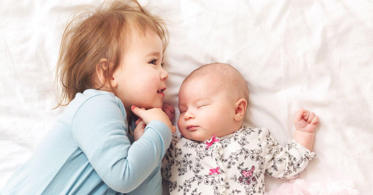 Geheimnis: Was Mamas von zwei Kindern niemandem erzählen