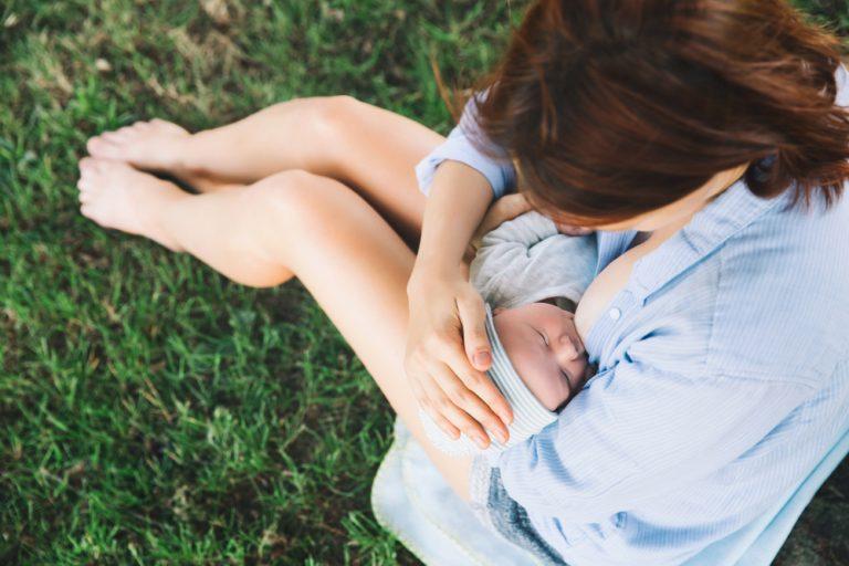 Abhilfe bei zu wenig Muttermilch
