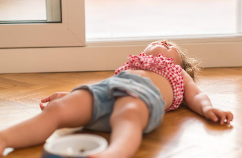 15 Probleme, die alle Dreijährigen kennen (und die Grund genug für einen Wutanfall sind)