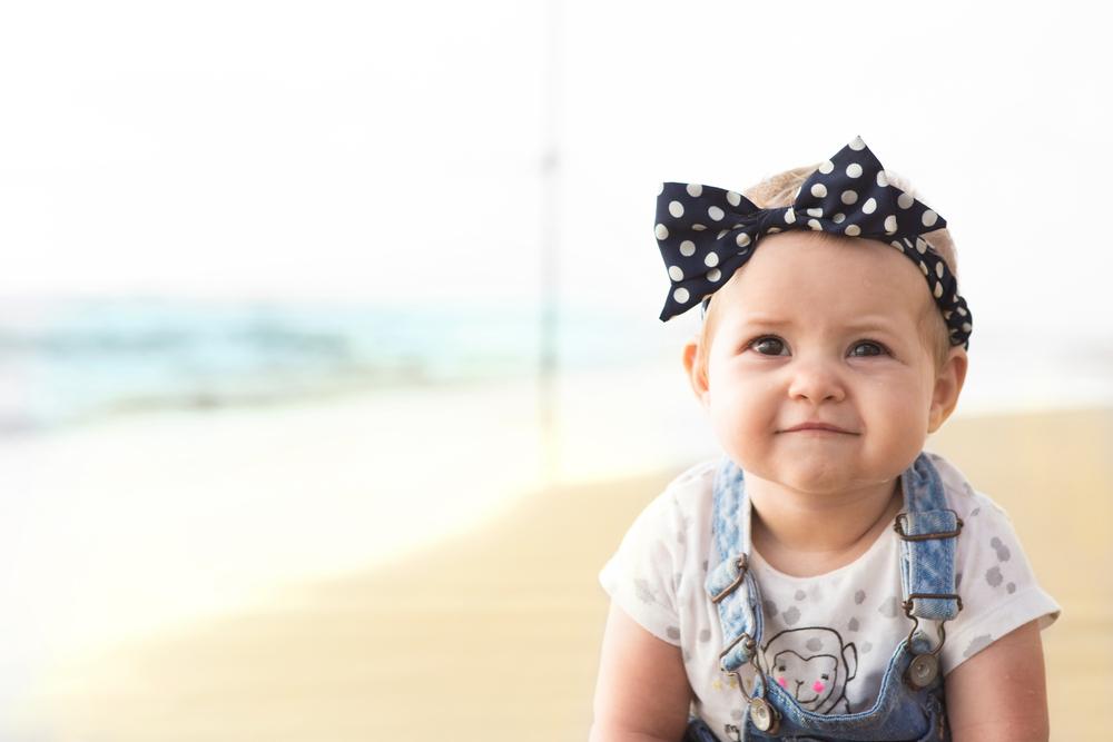 5 Mädchennamen für selbstbewusste Power-Babys