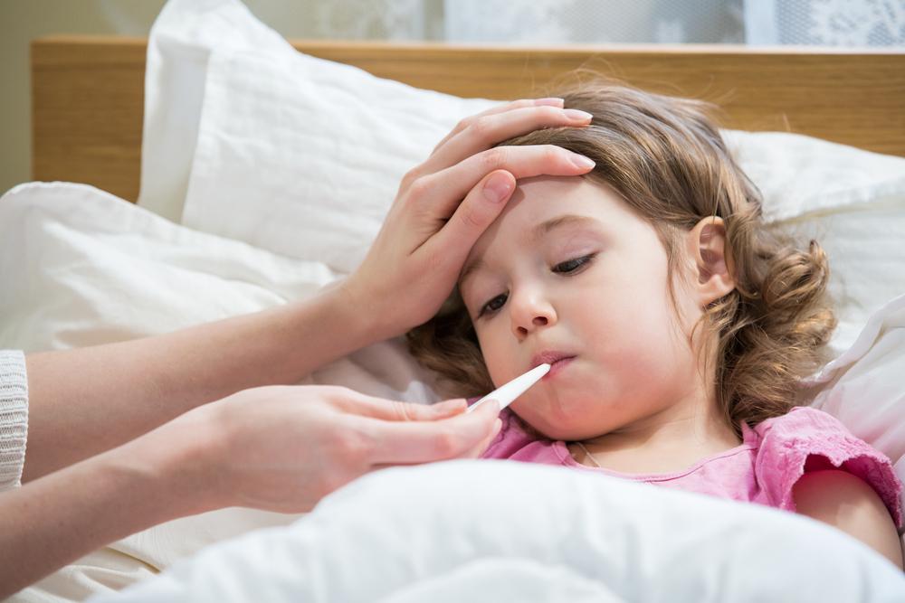 Bitte schützt euch und eure Kleinen vor diesem Virus!