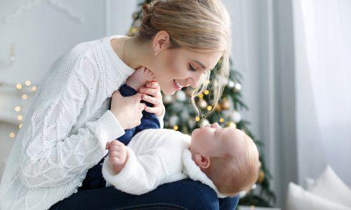 8 Dinge, die sich Mütter zu Weihnachten wirklich wünschen