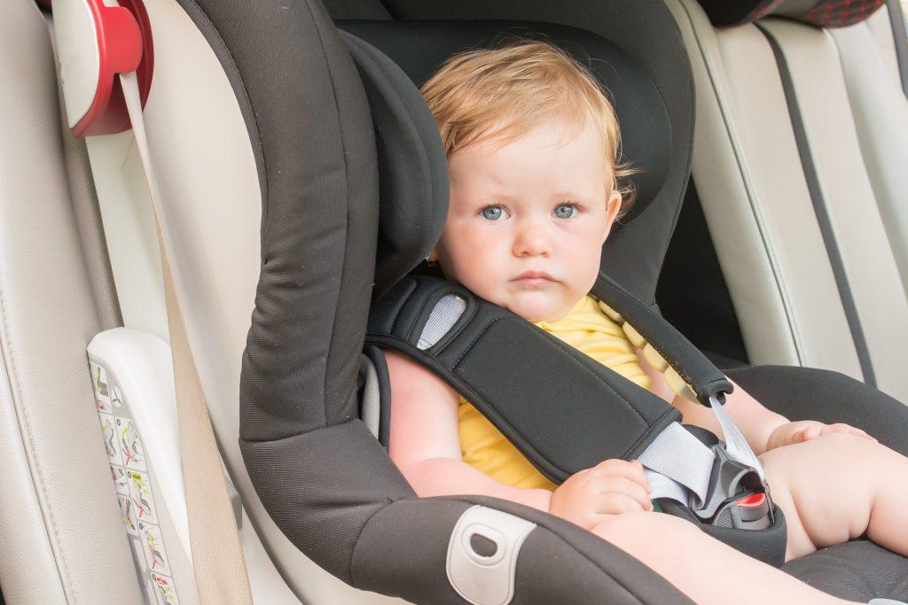 Volle Fahrt voraus: Worauf man bei Kindersitzen achten muss