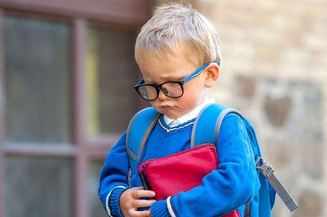 Kind Macht In Die Hose Schule
