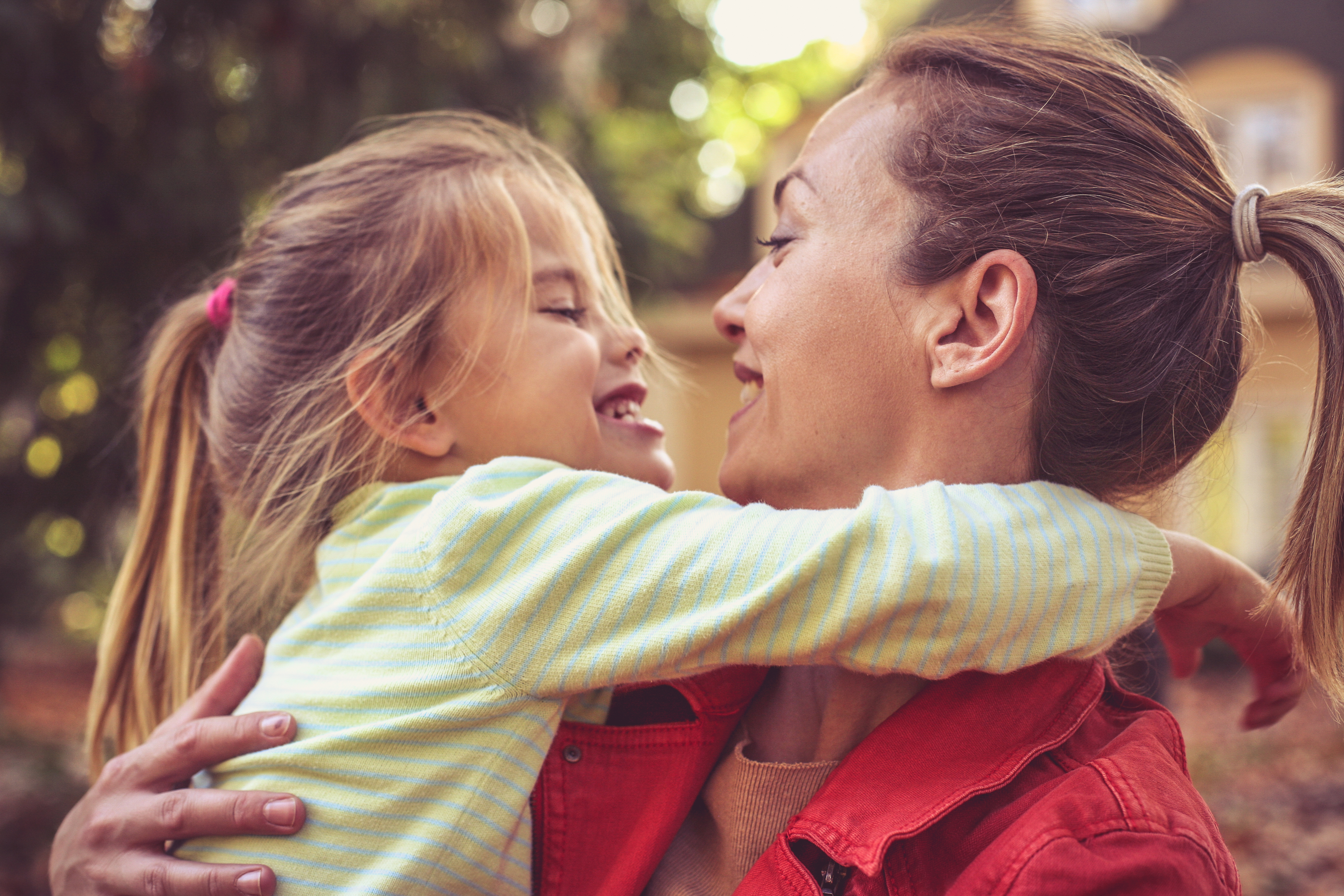 So süß gibt diese 5-Jährige ihrer Mama Nachhilfe in Sachen Selbstliebe