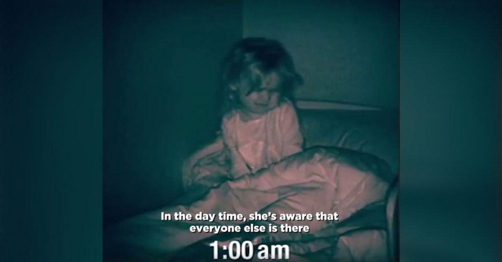 Keine Ruhe: Dieses Mädchen schläft niemals