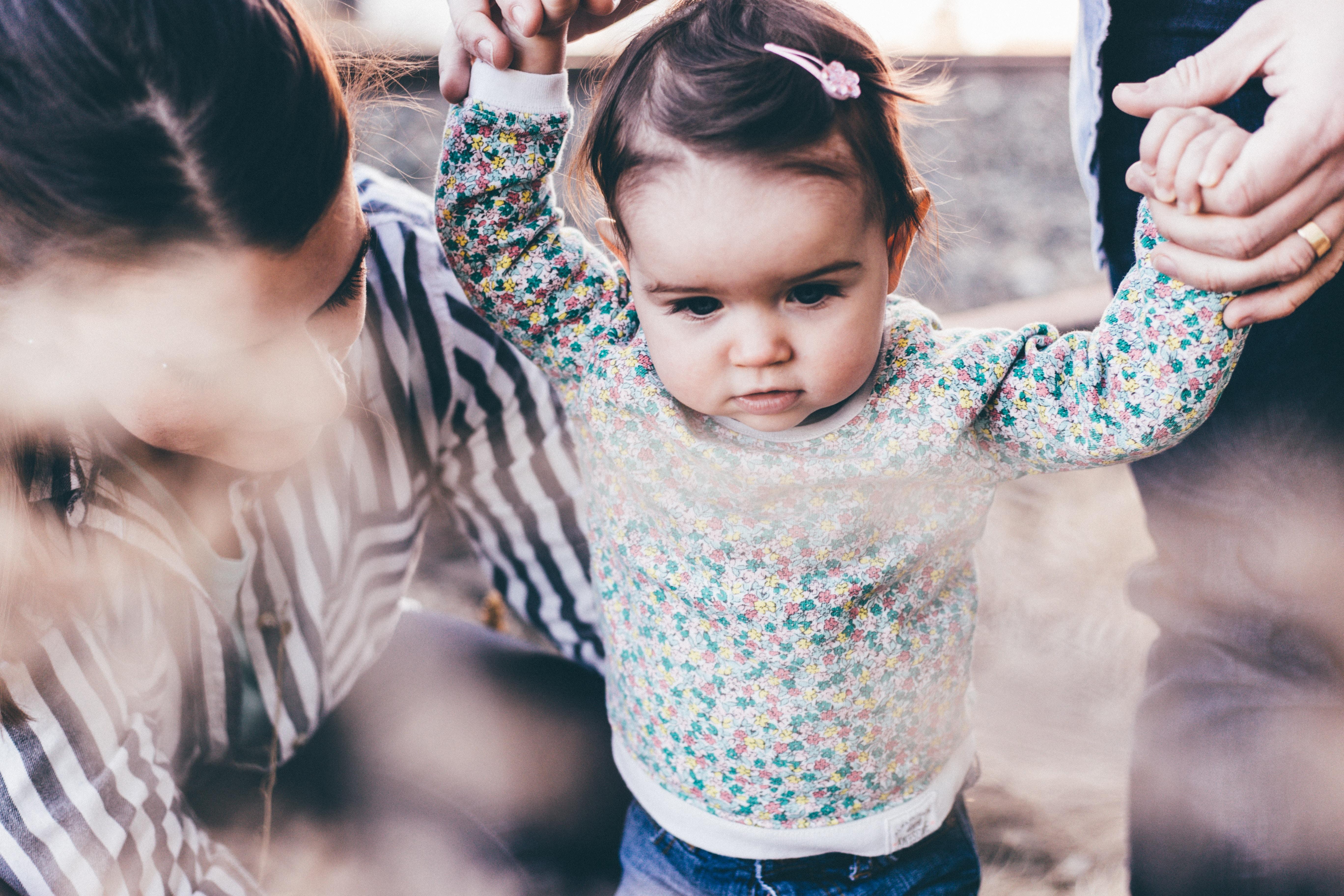 Risiko?: Ansteckungsgefahr beim Kinderazt