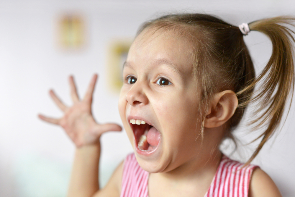 Sch****: Was tun wenn mein Kind Schimpfwörter verwendet?