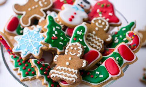 Diese Mutter bastelt Weihnachtsschmuck (und -kekse) aus ihrer Plazenta