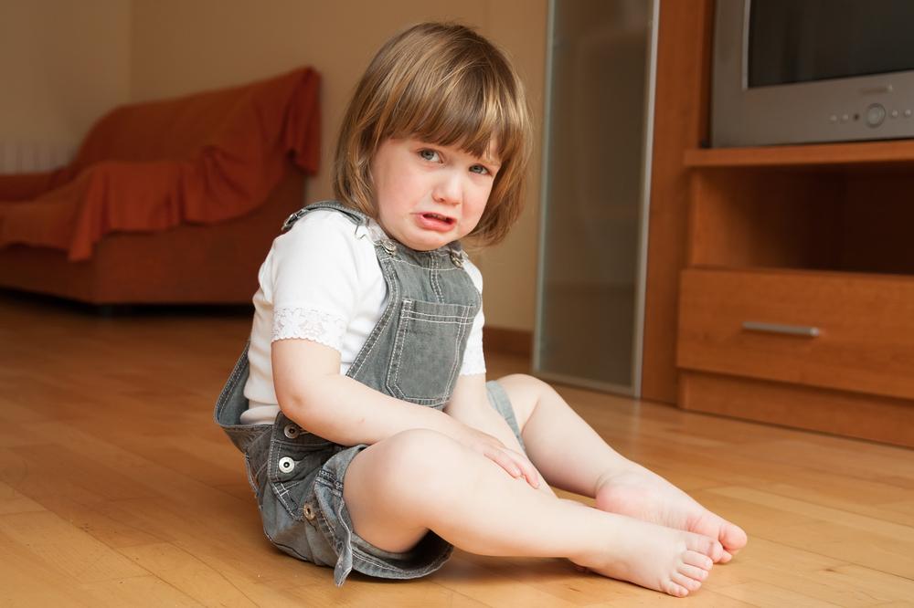 14 Fehler, die man in 15 Minuten mit einem dreijährigen Kind macht