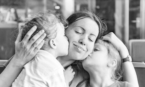 9 Superkräfte, die nur Mamas haben