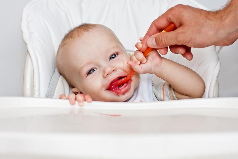 Weg mit Zusatzstoffe: So machst du das Baby-Essen selbst
