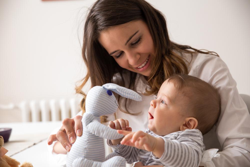 6 Tipps, für mehr Gelassenheit im Alltag mit Baby