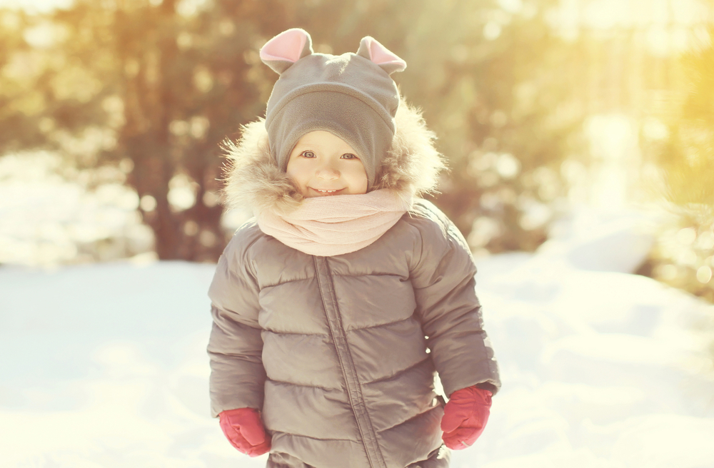 Brrrr: So schützt ihr euer Baby in der kalten Jahreszeit richtig