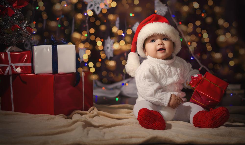 Babys erstes Weihnachtsfest – so wird es entspannt