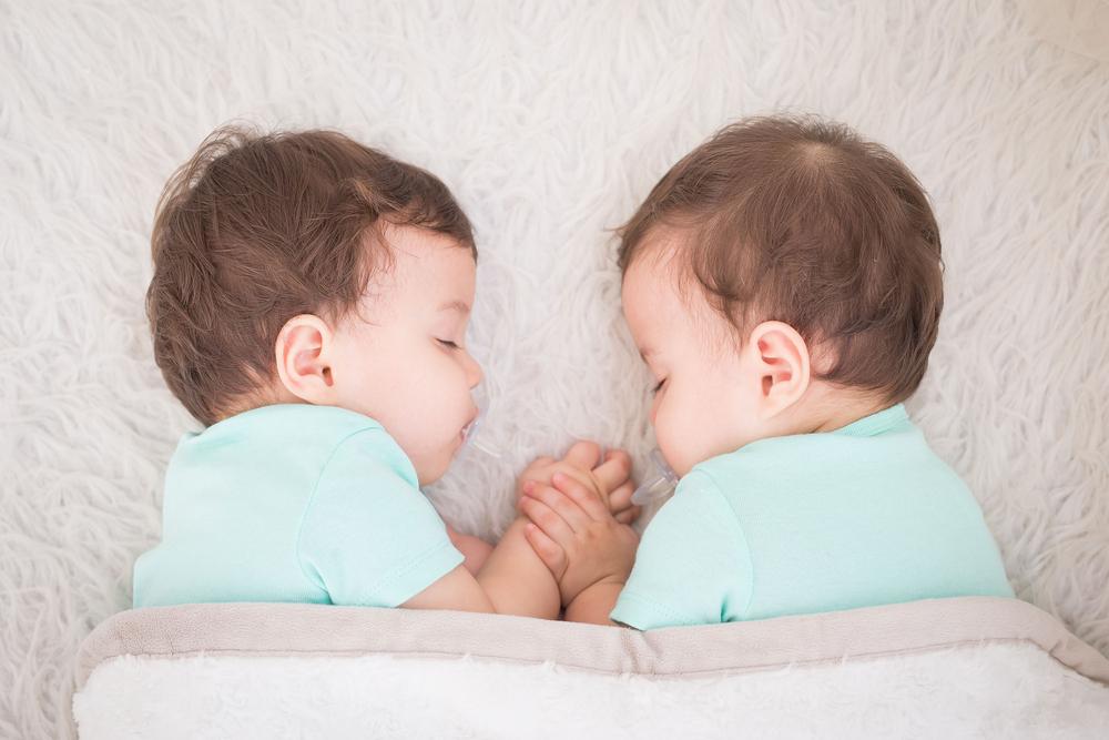 3 Vorteile einer Zwillingsmama