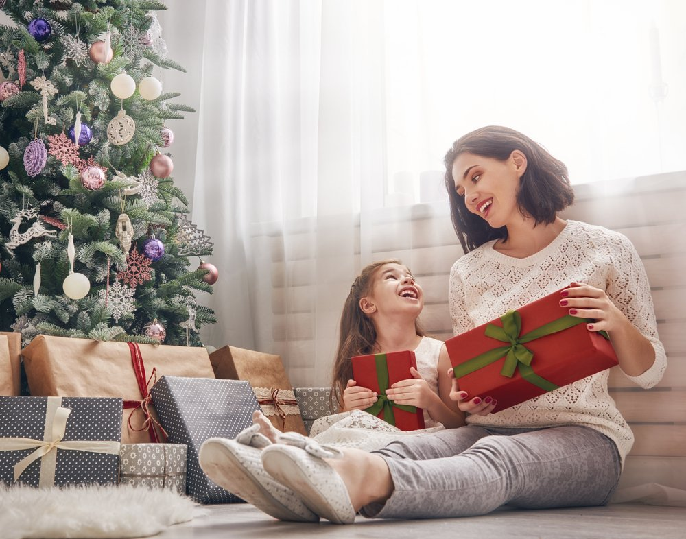 Die tollsten Weihnachtsgeschenke für junge Mamis
