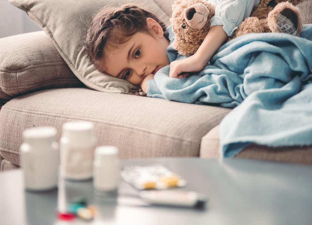 Diese Kinderkrankheiten sollten alle Eltern kennen