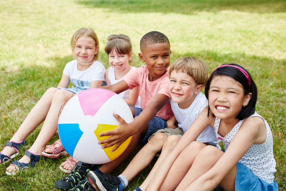 Was man tun kann, wenn die Freunde aus dem Kindergarten weggehen