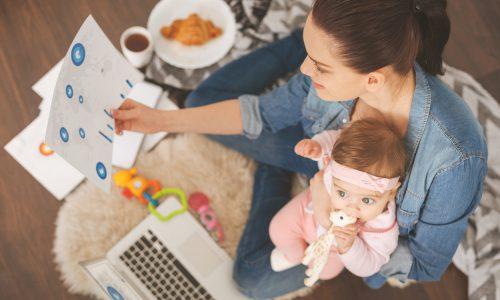 7 Dinge, die sich jede Working Mom gönnen sollte