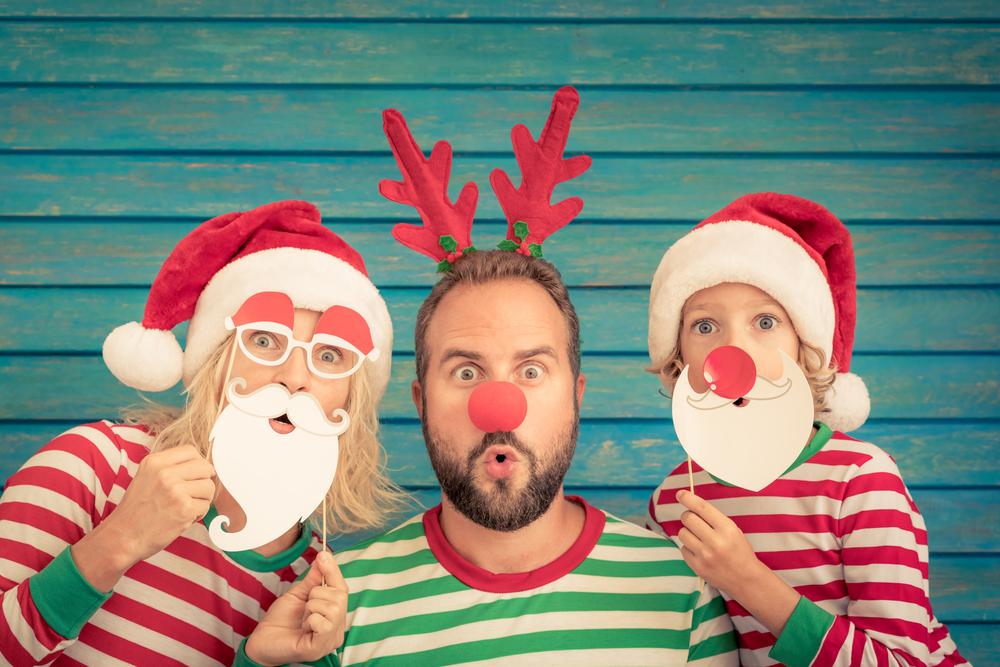 Ehrliche Weihnachtskarte überrascht alle…
