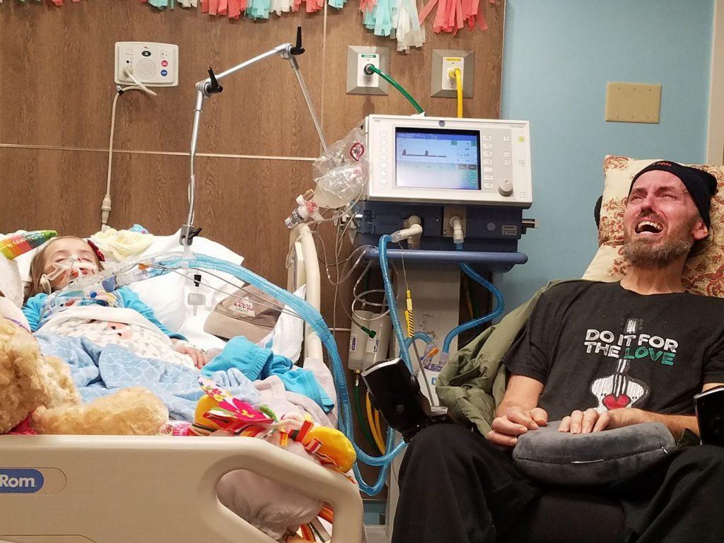 Krebs: Dieses herzzerreißende Foto geht um die Welt