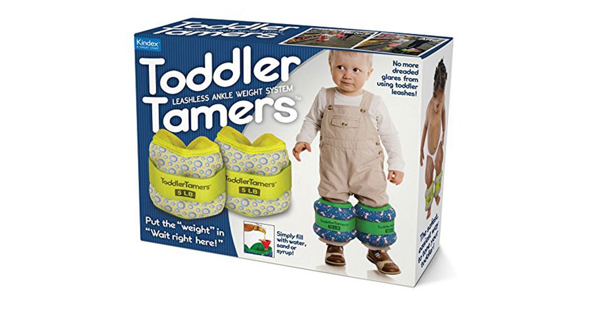 """Baby-Zähm-Wickel: Was wirklich hinter den """"Toddler Tamers"""" steckt"""