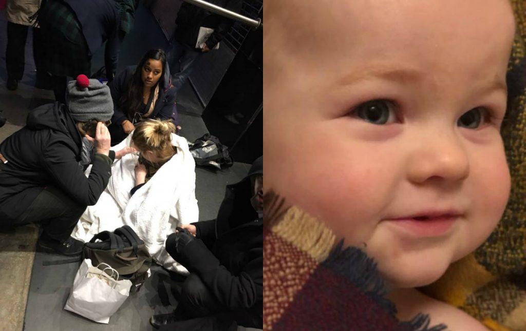 Frau brachte Baby auf Londons Straßen zur Welt und startet nun einen Aufruf