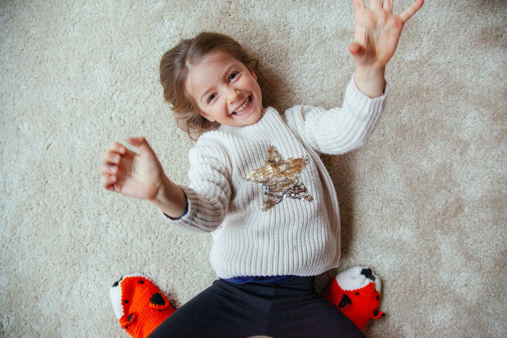 Kitzeln kann Kinder nachhaltig schädigen