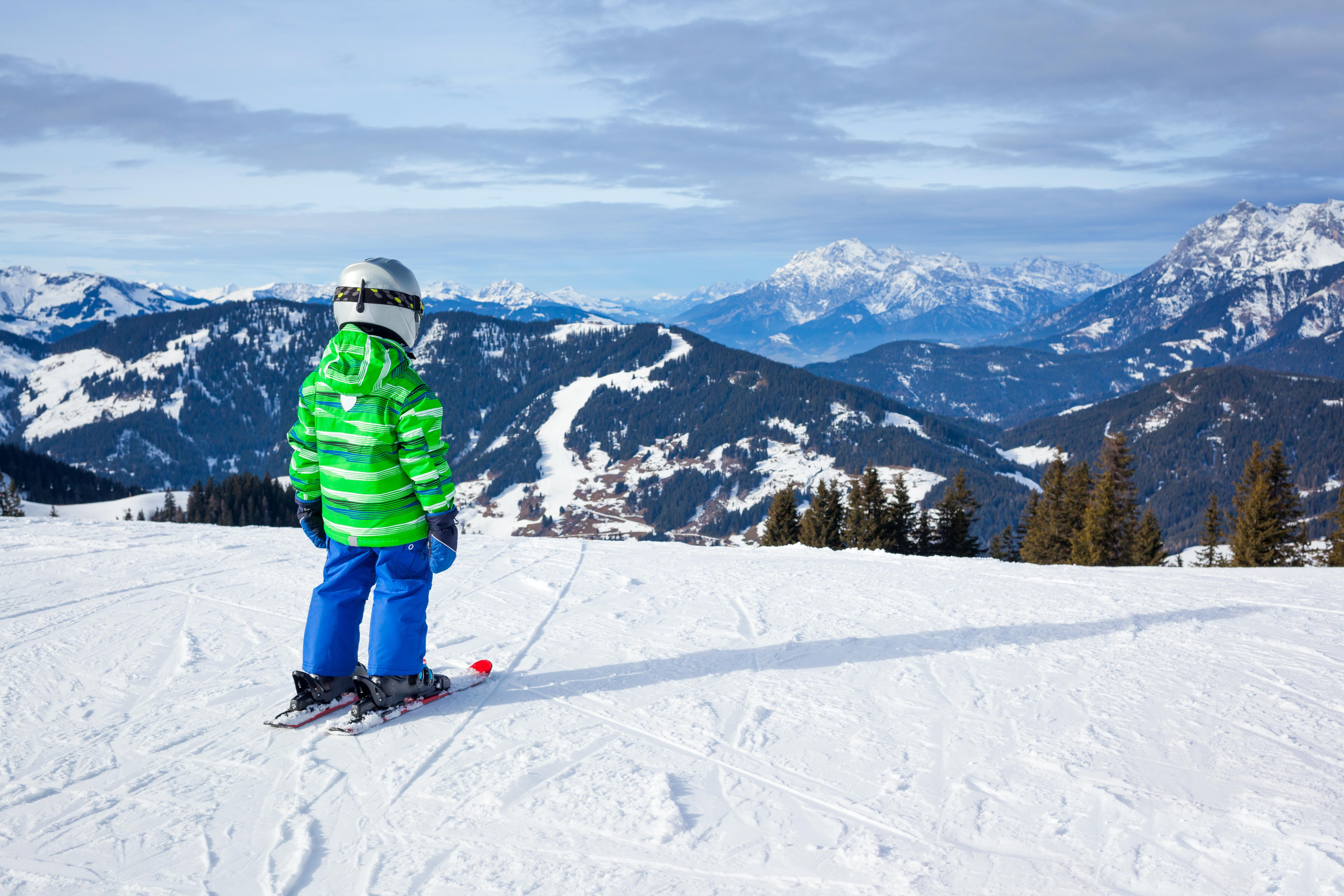 So wird der Skiurlaub mit kleinen Kindern zum vollen Erfolg!