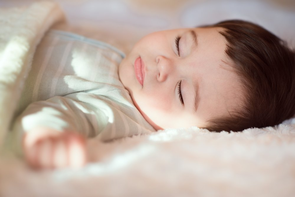 Gute Nacht: Wie du dein Baby schneller zum Einschlafen bringst