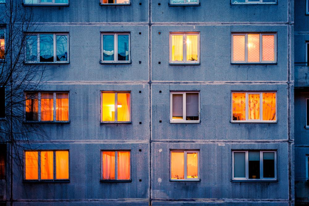 Betrunkener Vater drängte Kinder zu Sprung aus dem Fenster