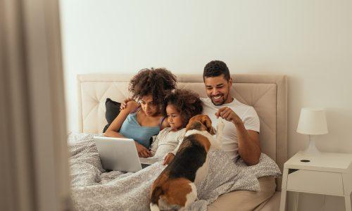 Familienbett: Das sind die Vorteile