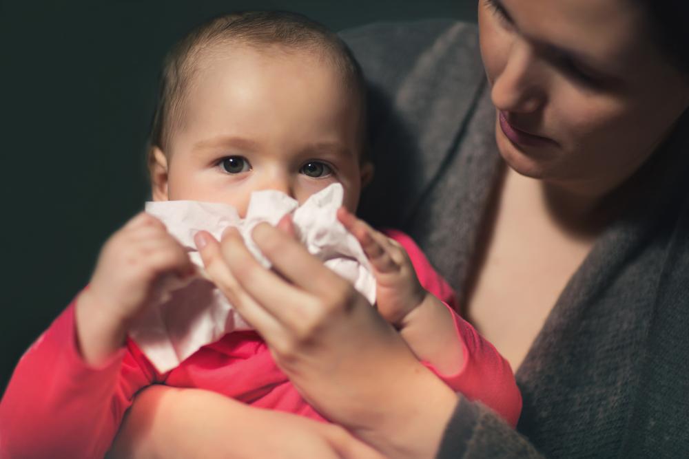 So hilfst du deinem erkälteten Baby am schnellsten