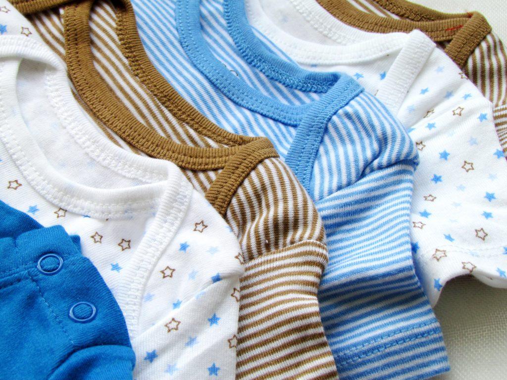 Größentabelle für Babys bis zum ersten Lebensjahr