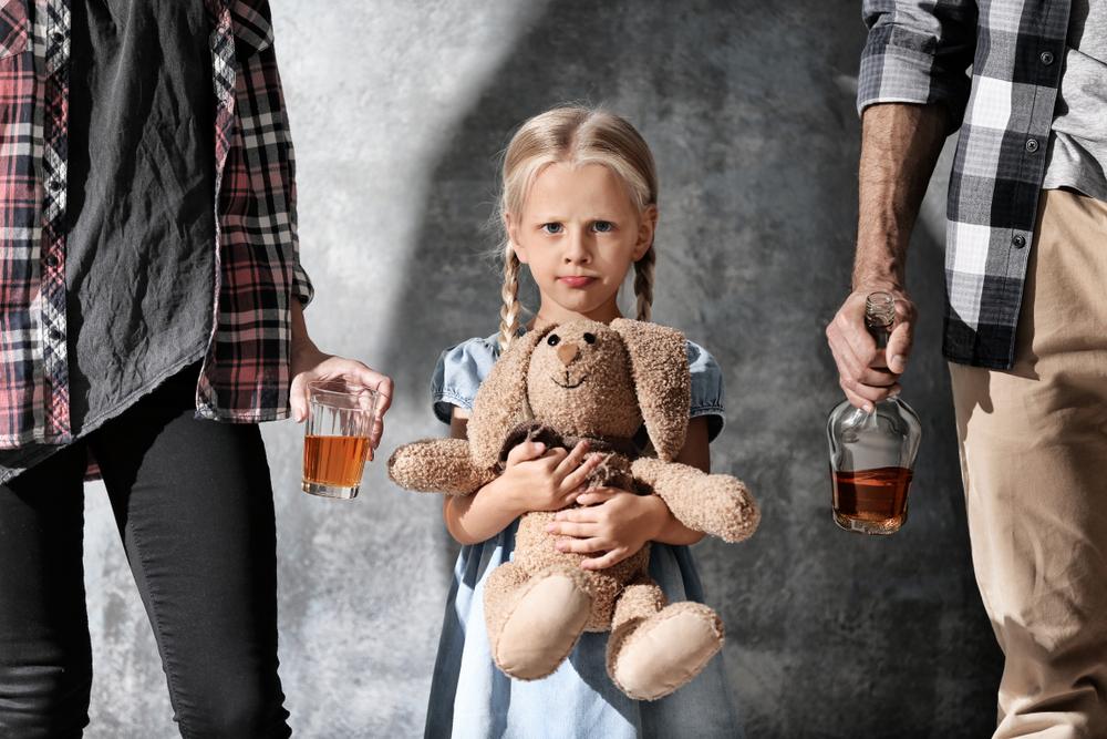 Bereits geringer Alkoholkonsum wirkt sich negativ auf die Eltern-Kind-Beziehung aus