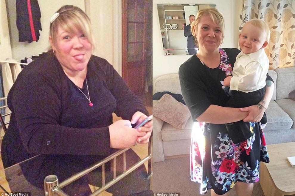 Babywunsch: Diese Frau verlor 70 Kilo um schwanger zu werden