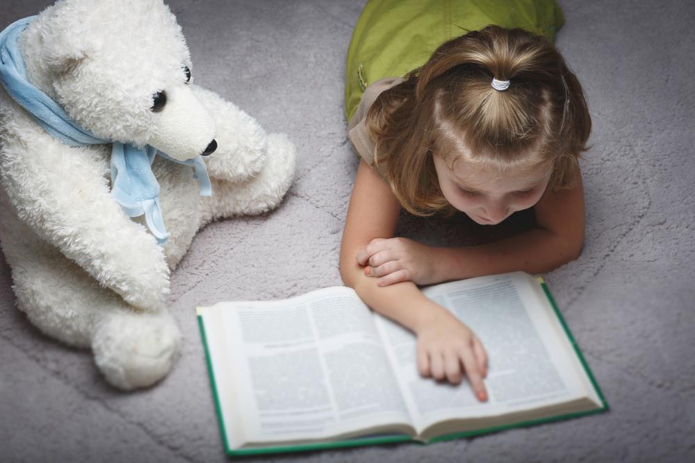 So lernen Kinder lesen: 5 Tipps