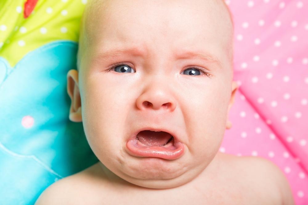Aufgepasst: Diese Farbe bringt jedes Baby zum Weinen
