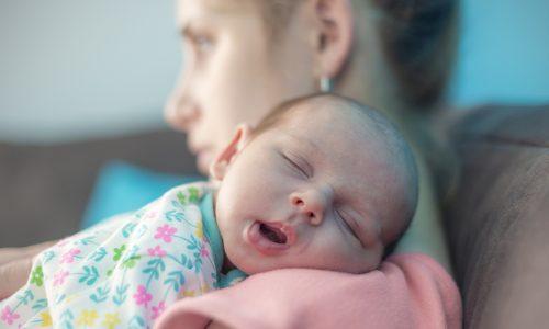 6 Dinge, die nach der Geburt passieren (und auf die dich niemand vorbereitet)