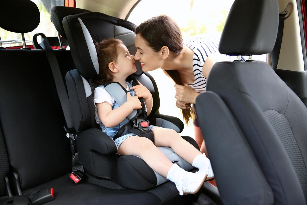 Die wichtige Kindersitz-Regel, die die meisten Eltern nicht kennen