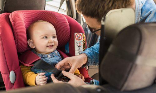 Die Kindersitz-Regel, die die meisten Eltern nicht kennen