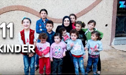 Diese 23-Jährige hat bereits 11 Kinder