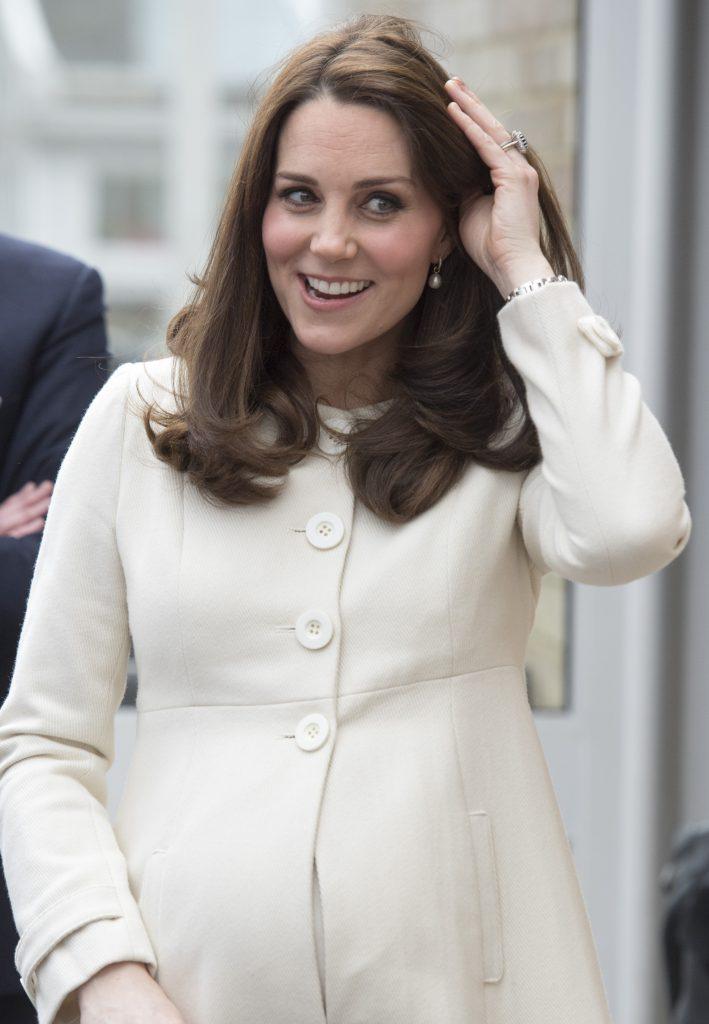Diese verrückten Regeln muss Kate Middleton befolgen, wenn sie ihr drittes Kind bekommt