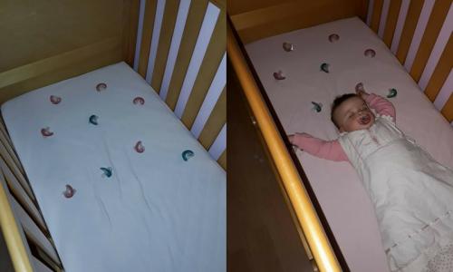 Genial: Mit diesem simplen Trick schläft dein Baby durch